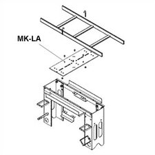 Ladder Adaptor for MK Racks