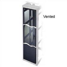 SR Series Regular Perforated Vented Front Door