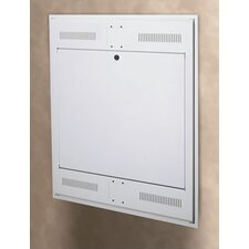 Flush Mount Tilt Out Wall Rack