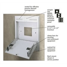 "20"" D Tilt Out Wall Rack (Flush Mount)"