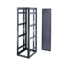 "WRK Series Gangable Rack Enclosure, 32-1/2"" D"