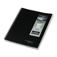 "<strong>Mead</strong> Cambridge Limited Cambridge Wirebound Notebook Planner, Legal Rule, 8 1/2"" X 11"", 80 Sheets"