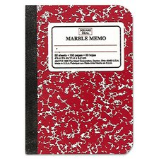<strong>Mead</strong> Square Deal Colored Memo Book, 3/14 x 4 1/2, Assorted