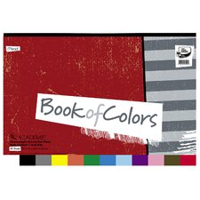 "48 Count 12"" x 9"" Academie Book Of Color"
