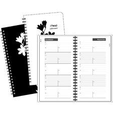 Pocket Floral Address Book