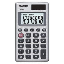 <strong>Casio®</strong> Pocket Calculator