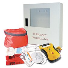Complete Defibrillator and Accessory Pkg