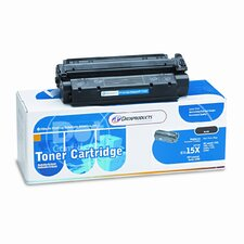 57980 (C7115X) Remanufactured Toner Cartridge, Black