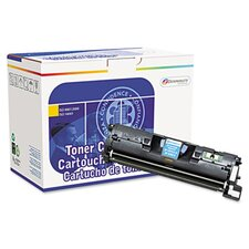 DPC2500C (C9701A) Remanufactured Toner Cartridge, Cyan