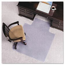 <strong>E.S. ROBBINS</strong> Anchormat Plush Pile Carpet Chair Mat