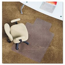<strong>E.S. ROBBINS</strong> 36X48 Lip Chair Mat, Multi-Task Series Anchorbar For Carpet Up To 3/8""