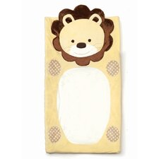 Lion Plush Changing Pad Cover