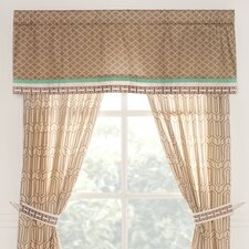 Capri Window Drape Panel Pair