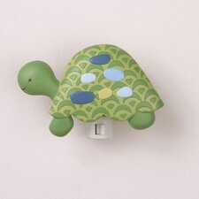 Turtle Reef Night Light and Switch Plate Set