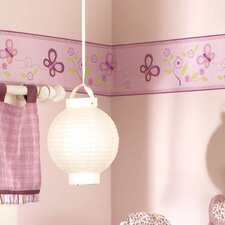 Sugar Plum Wallpaper Border