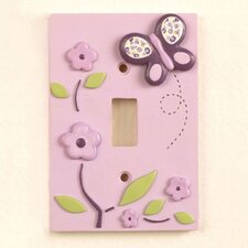 <strong>CoCaLo Baby</strong> Sugar Plum Switch Plate