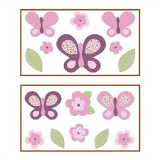 <strong>CoCaLo Baby</strong> Sugar Plum Removable Wall Appliques