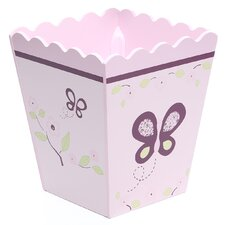 Sugar Plum Waste Basket