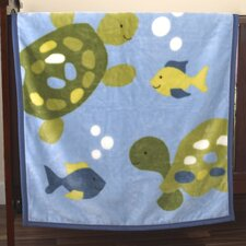 Turtle Reef Blanket