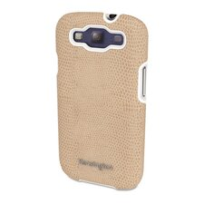 <strong>Kensington</strong> Vesto Textured Leather Case for Samsung Galaxy S3