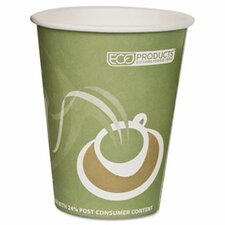 Evolution World Hot Drink Cups, 12 Oz., 50/Pack