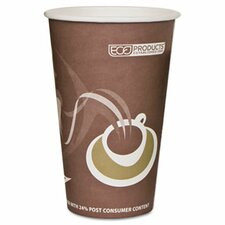 Evolution World Hot Drink Cups, 16 Oz., 50/Pack