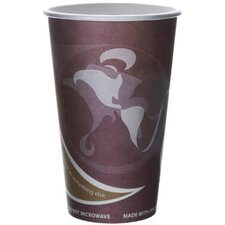 Evolution World 24% PCF Hot Drink Cup in Purple