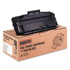OEM Toner Cartridge, 4,300 Page Yield, Black