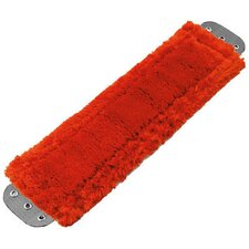Microfiber Mop Head in Red