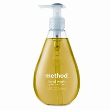 Method® Hand Wash Green Tea Aloe Liquid Bottle - 12-Oz.