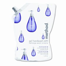 Method® Gel Handwash Refill Natural Lavender Scent Pouch - 34-Oz.