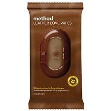 Leather Wipe (30 Count)