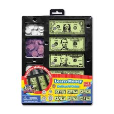 Money Learning Tray , Assorted