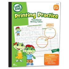 Leap Frog Printing Practice Writing Tablet