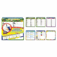 Smartdudes Letters, Numbers, Shapes and Colors Printing Book