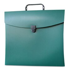File N Go Portable File Box, Letter