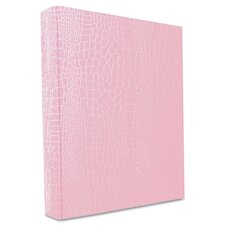 "PROformance II Round Ring Binder, Non-View, Letter Size, 1"" Capacity, Pink"