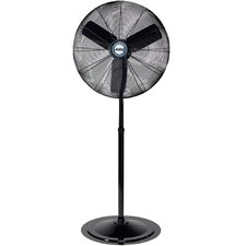 "30"" Stationary Industrial Grade Pedestal Fan"