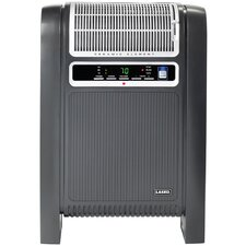 Cyclonic Ceramic Cabinet Electric Space Heater with Remote Control