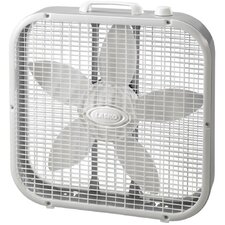 "<strong>Lasko</strong> 20"" Box Fan"