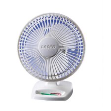 "6"" Personal Fan in White"