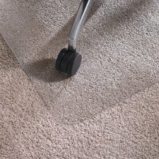 Cleartex Ultimat Low/Medium Pile Carpet Chair Mat
