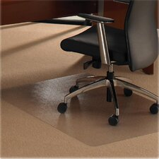 <strong>Floortex</strong> Cleartex Ultimat Deep Pile Carpet Chair Mat