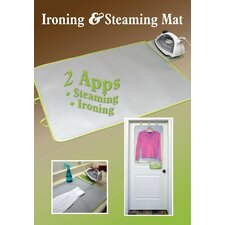 Multi-Purpose Ironing and Steaming Mat