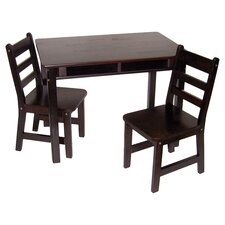 Kids' Table and Chair Set IV