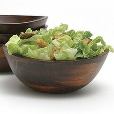 Cherry Wavy Rim Bowl (Set of 4)