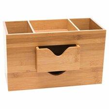 Bamboo 3 Tier Desk Organizer