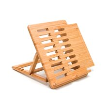 <strong>Lipper International</strong> Bamboo Expandable / Adjustable I-Pod Stand
