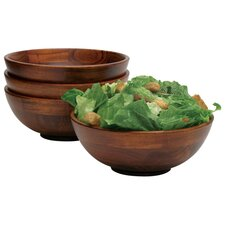 Cherry Salad Bowl (Set of 4)