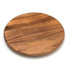 <strong>Lipper International</strong> Acacia Serveware Lazy Susan